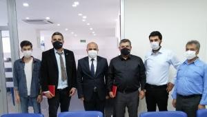 Akedaş Elektrik Dağıtım'a Muhtarlar Müdürlüğü Teşekkürü..