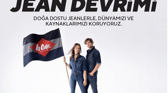 DOĞA DOSTU ÜRÜNLERDE LEE COOPER&BOYNER ORTAKLIĞI..