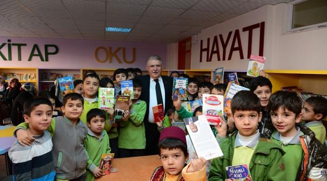 İlköğretim Haftası'nda Başkan Mahçiçek'ten Açıklama..