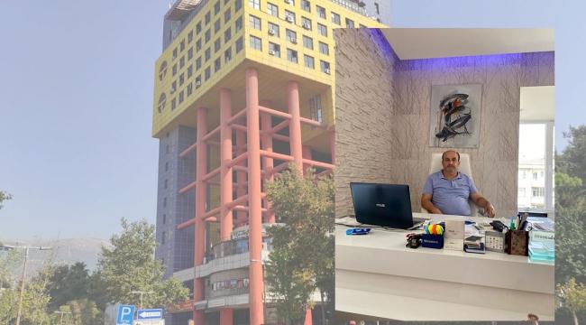 """İş Adamı Mustafa Gök; """"Sarı binayı 30 milyona satın alırım"""".."""