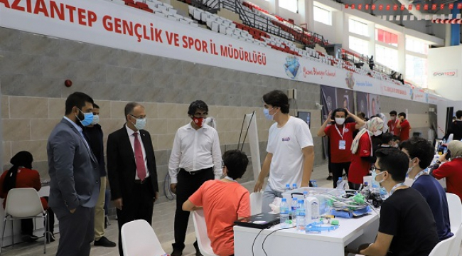 SANKO ÜNİVERSİTESİ TEKNOFEST 2020'NİN PAYDAŞLARINDAN..