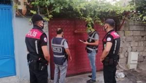 Aranan 67 kişi yakalandı 42'si tutuklandı..