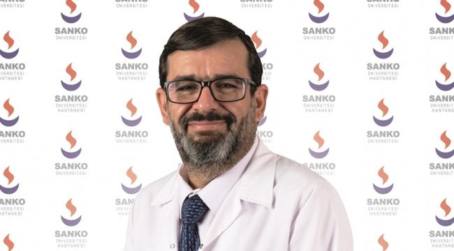 Doç. Dr. Yıldırım, SANKO Üniversitesi Hastanesi'nde