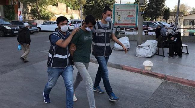 Kahramanmaraş polisi 57 hırsızlık olayını çözdü..