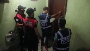 Kahramanmaraş'ta aranan 103 kişi yakalandı ..