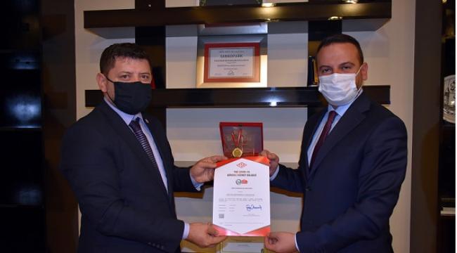 SANKO PARK, GAZİANTEP'TE TSE'DEN BELGE ALAN İLK AVM ..