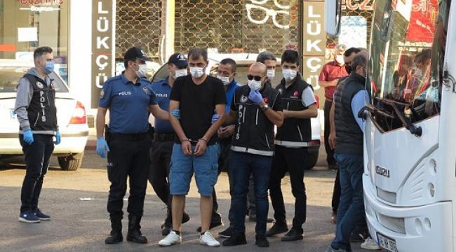 Torbacılara 500 polisle şafak baskını..