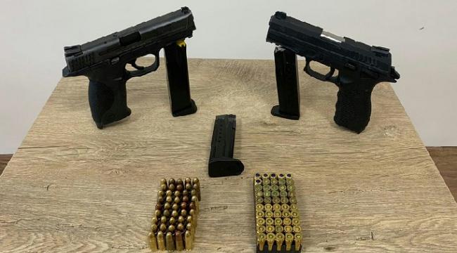 Yasadışı silah kullanan 115 kişi yakalandı ..