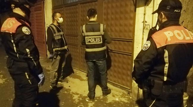 Kahramanmaraş'ta aranan 99 kişi yakalandı