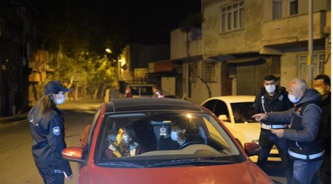 Kahramanmaraş'ta Drone destekli huzur operasyonu ..