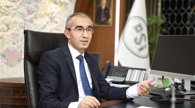DSİ 20. BÖLGEDE 30 BİN ARAZİ TOPLULAŞTIRMA YAPILDI...