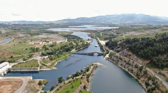 Kahramanmaraş'ta barajlarda son durum..