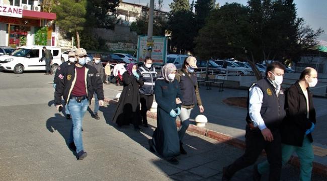 Kahramanmaraş'ta FETÖ operasyonu..