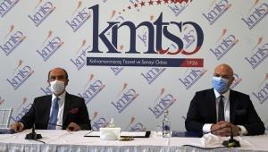 KMTSO İLE ZİRAAT BANKASI ARASINDA İŞ BİRLİĞİ PROTOKOLÜ İMZALANDI..