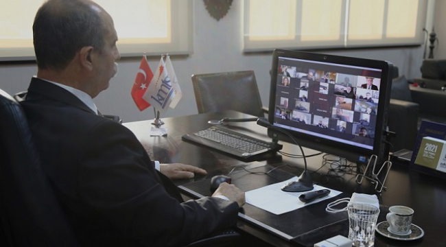 KMTSO MECLİSİ 2020'YE VEDA ETTİ..