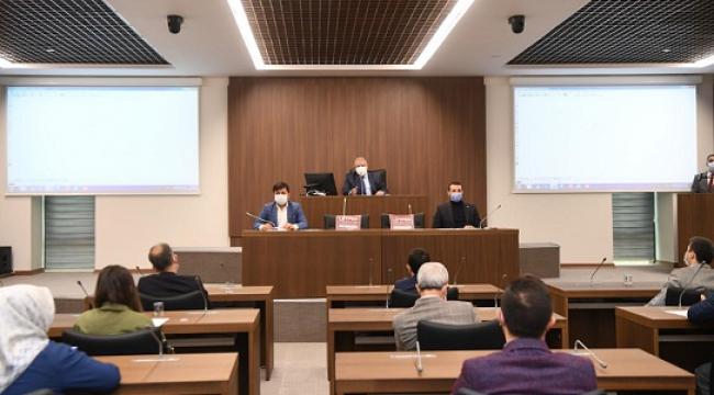 Onikişubat Belediyesi, Aralık Ayı Olağan Meclis Toplantısını Gerçekleştirdi..