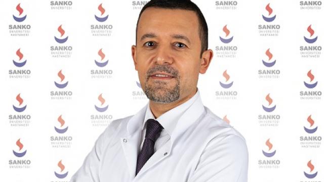 PSİKİYATRİ UZMANI DR. ÖĞR. ÜYESİ YILBAŞ, SANKO HASTANESİ'NDE..