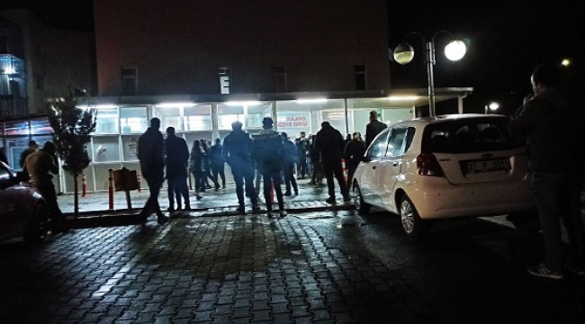 2 Amcaoğlu silahlı saldırıda hayatını kaybetti.