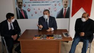 """BBP'li Yardımcıoğlu, """"Öğrenciye kredi değil, burs verilmelidir"""" .."""
