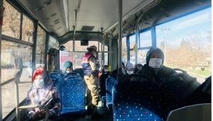 Kahramanmaraş Jandarma'dan aile içi şiddete broşürlü uyarı..