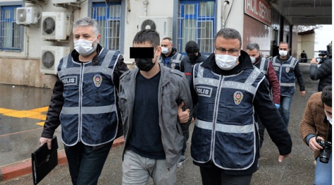 Kahramanmaraş'ta 17 hırsız tutuklandı..