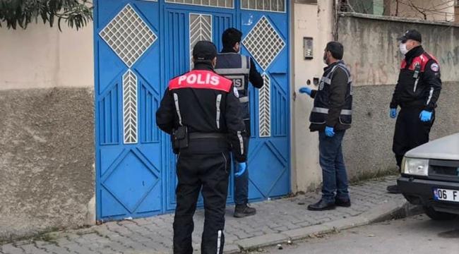 Kahramanmaraş'ta aranan 60 kişi yakalandı..