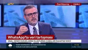 MAHİR ÜNAL'DAN GÜNDEME DAİR DEĞERLENDİRMELER..