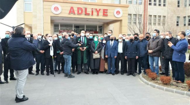 Muhsin Yazıcıoğlu davasında ilk mahkumiyet kararı çıktı..