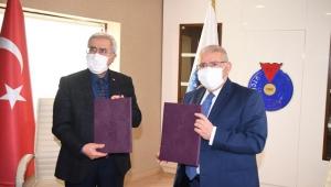 Başkan Mahçiçek Üniversitelerimiz ile EXPO 2023 İmzalarını Attı..