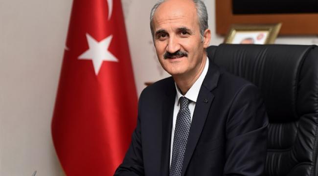 BAŞKAN OKAY'IN REGAİP KANDİLİ MESAJI..