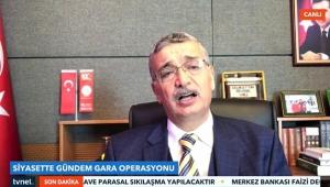 CHP Genel Başkanının yaptığı bu açıklamayı kabul etmek mümkün değil..
