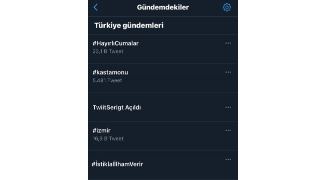 İstiklal İlham Verir Türkiye Gündeminde