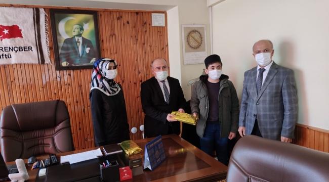 Kahramanmaraş Hafızlık Yarışması Birincisi Türkoğlu'ndan