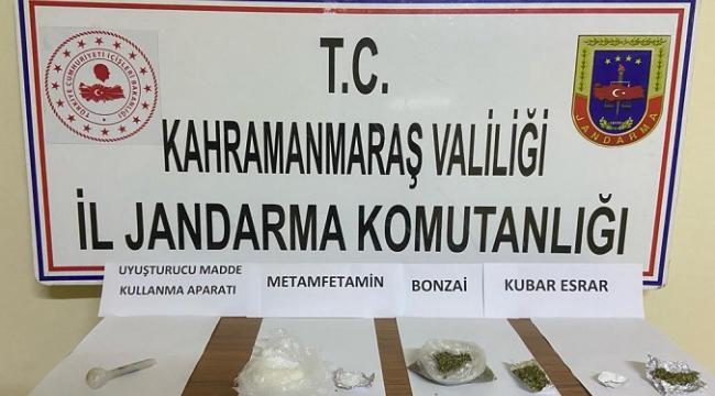 Kahramanmaraş'ta uyuşturucu operasyonu: 7 gözaltı ..