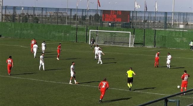 Kahramanmaraşspor deplasmandan 1 puanla döndü..
