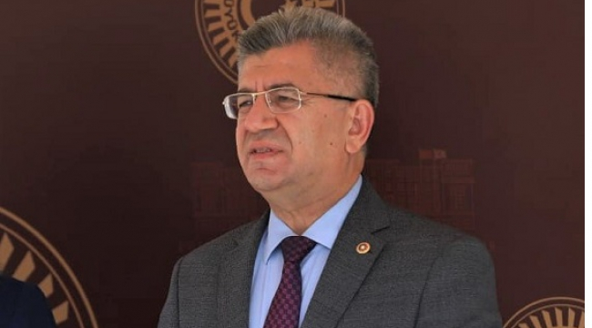 """MHP Milletvekili Aycan, """"HDP'nin kapatılmasını istiyoruz"""""""