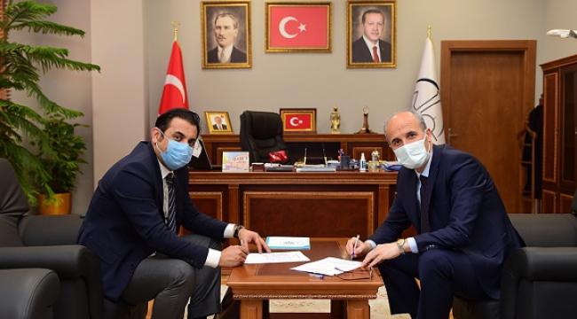 DOĞAKA'dan Dulkadiroğlu'na Turizm desteği...