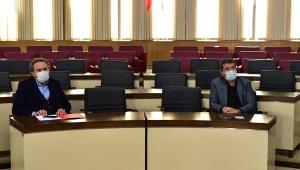 Gıda İhtisas OSB'de Değerlendirme Toplantısı Yapıldı