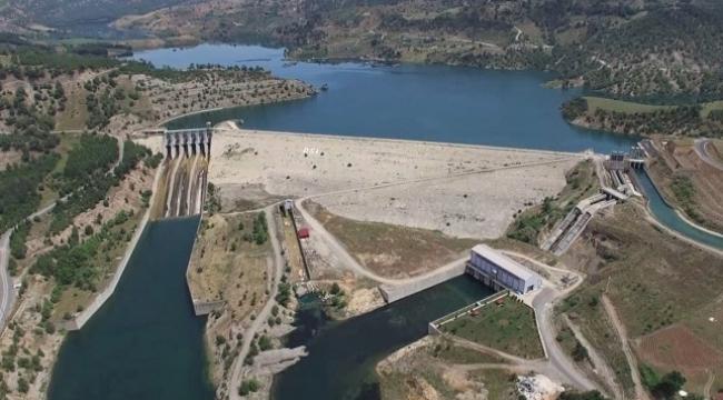 Kahramanmaraş'ın barajlarında son durum..