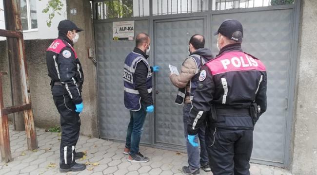 Kahramanmaraş'ta aranan 78 kişi yakalandı ..