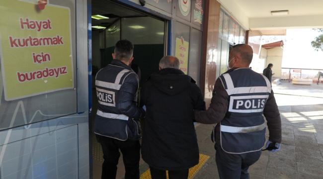 Kahramanmaraş'ta azılı hırsız son işinde suçüstü yakalandı