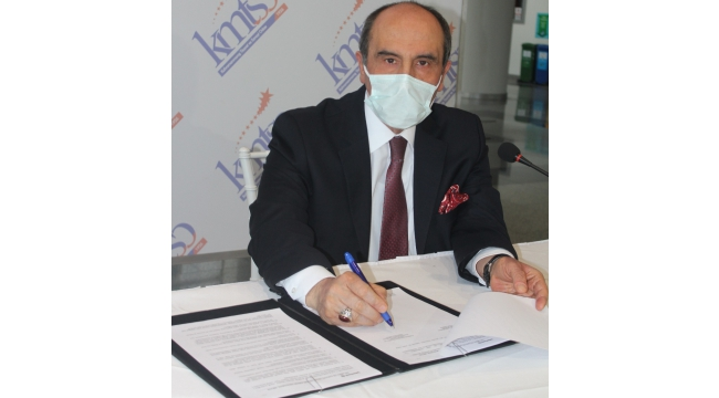 KMTSO ve Şekerbank Oda Üyeleri İçin Anlaşma Yaptı