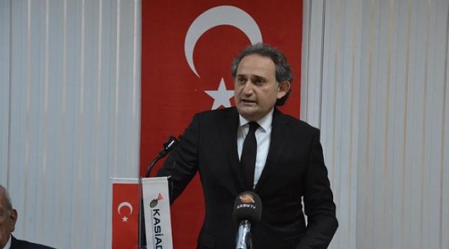 Mikail Utlu KASİD'ın yeni Başkanı oldu...