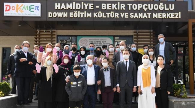 Onikişubat Belediyesi 21 Mart'ı Festival Havasında Yaşattı..