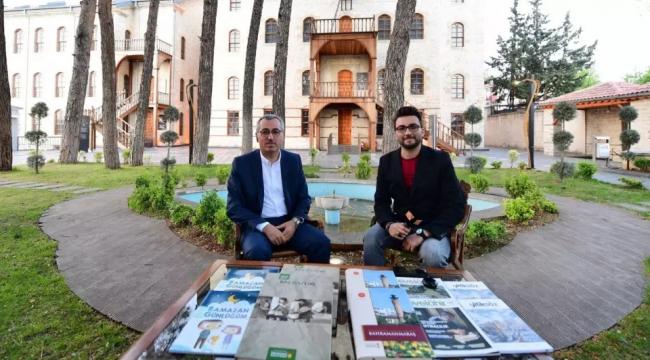 Başkan Güngör MyMecra'da Serdar Tuncer'in Konuğu Oldu