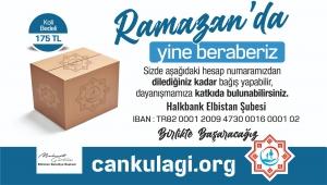 Elbistan Belediyesi ihtiyaç sahiplerinin 'Can Kulağı' oluyor