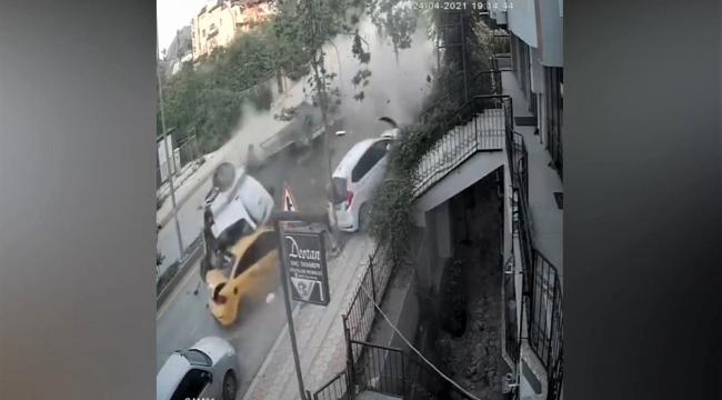 Feci kaza: 4 ölü 4 yaralı
