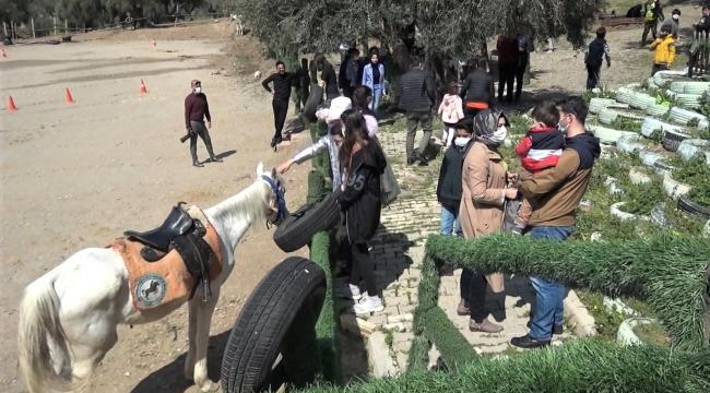 Kahramanmaraş'ta 'At'a sporunu ayakta tutuyorlar