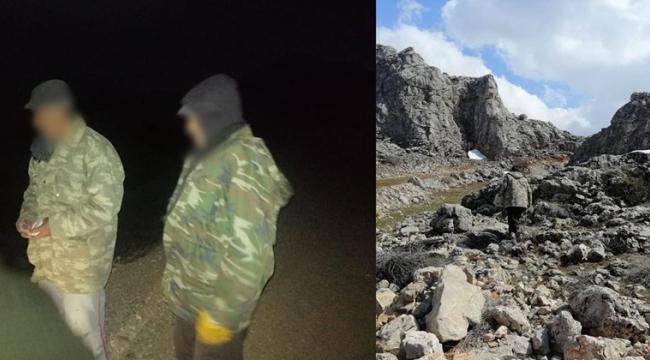 Kahramanmaraş'ta yaban hayatı fotokapanla adım adım izleniyor