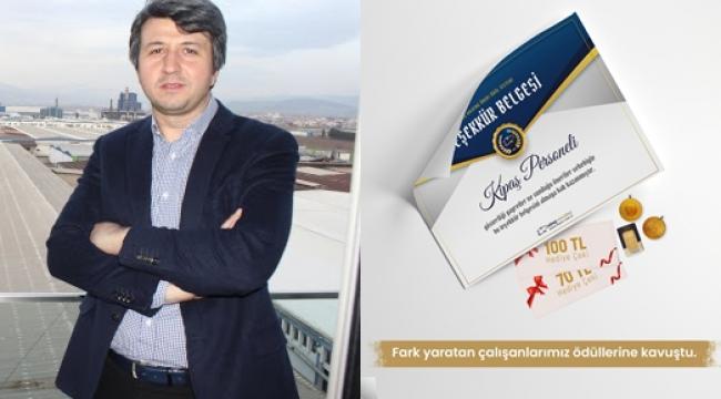 KİPAŞ Holding AR-GE Gücünü Çalışanlarından Alıyor